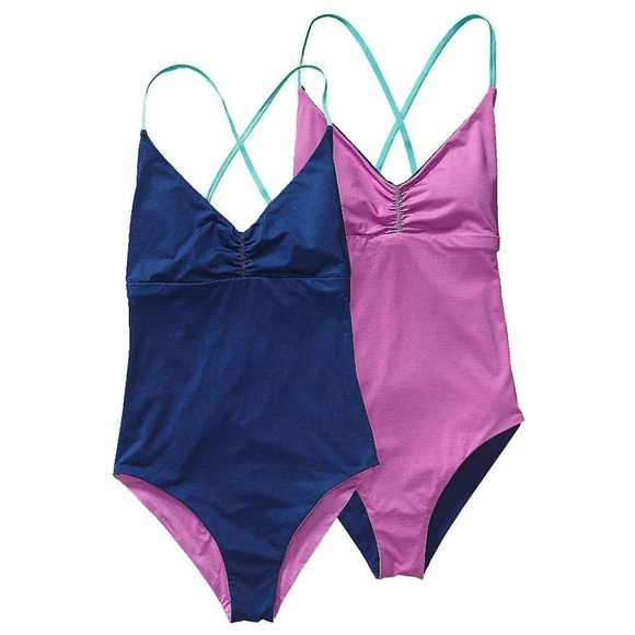 26186e17728e3 Patagonia one-piece Kupala reversible swimsuit. M_5c71a5172beb79a79e7bfc3c